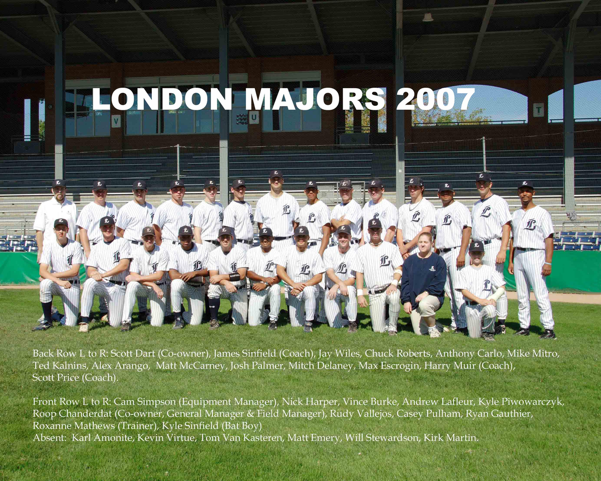 43 Team Photos London Majors