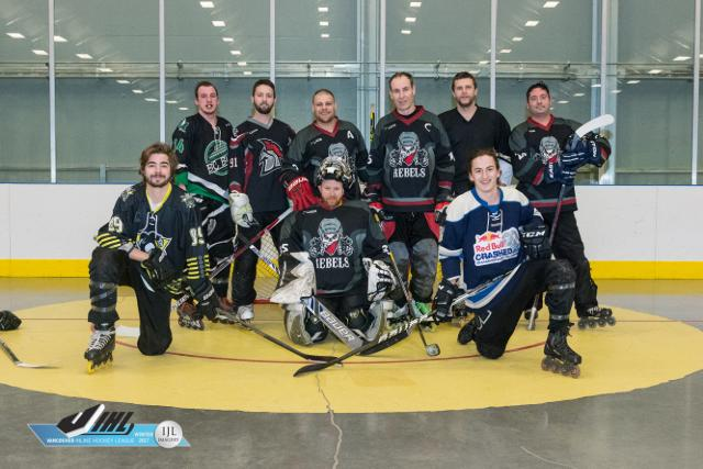 Scoregasm Hc Vs Usual Suspects Photos Vancouver Inline Hockey League
