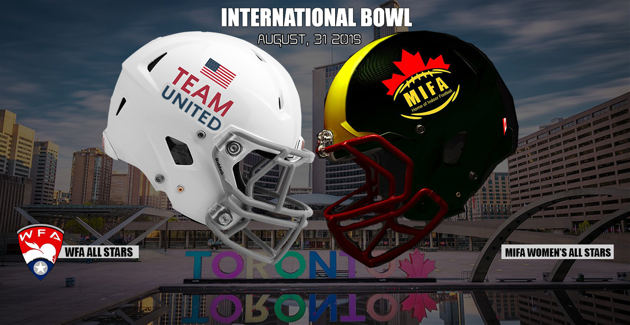 b1499ed9 International Bowl Toronto - Globe Games by SPIRAL