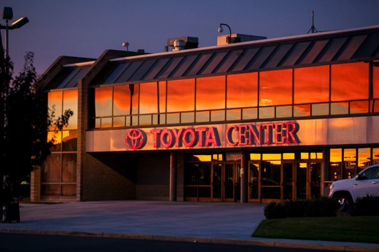 Toyota Of Tri Cities >> Future Home Of The Tri Cities Fire Tri Cities Fire