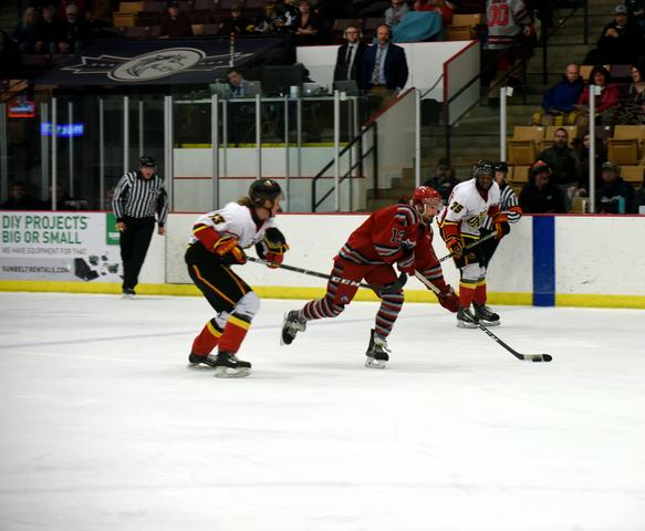 Home Western States Hockey League