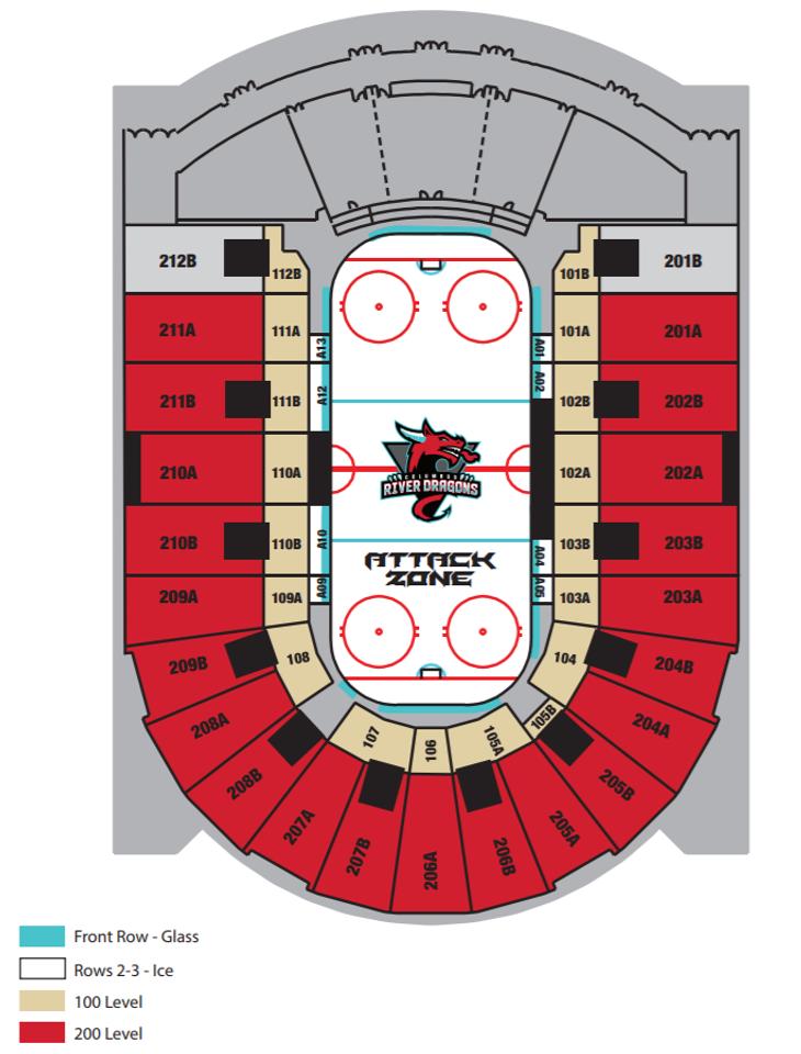 Tickets Columbus River Dragons