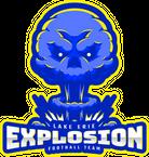 Lake Erie Explosion