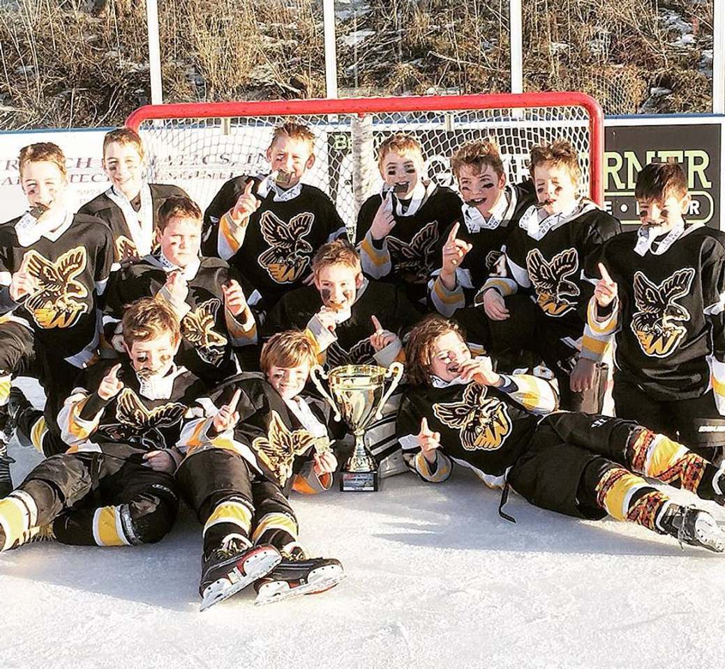 Winter Classic Cup Belvidere Il Tcs Hockey
