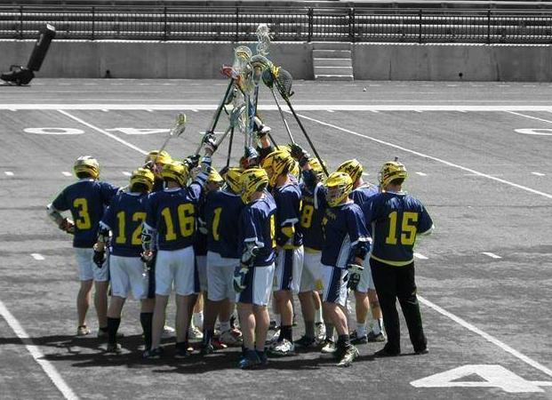 Trenton Gafner - Coalition Lacrosse