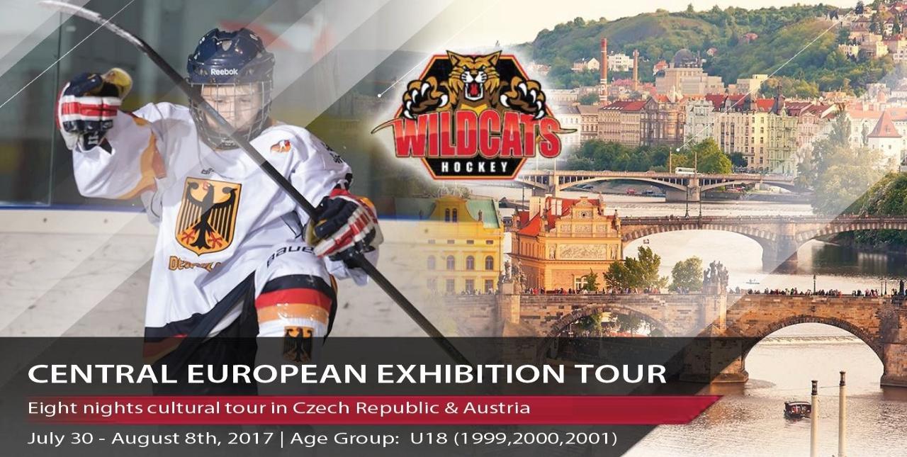 European Tour 2015 and 2016 - Kapusta Hockey Academy