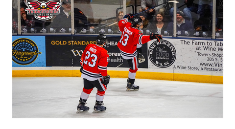 Recent News Articles Federal Prospects Hockey League