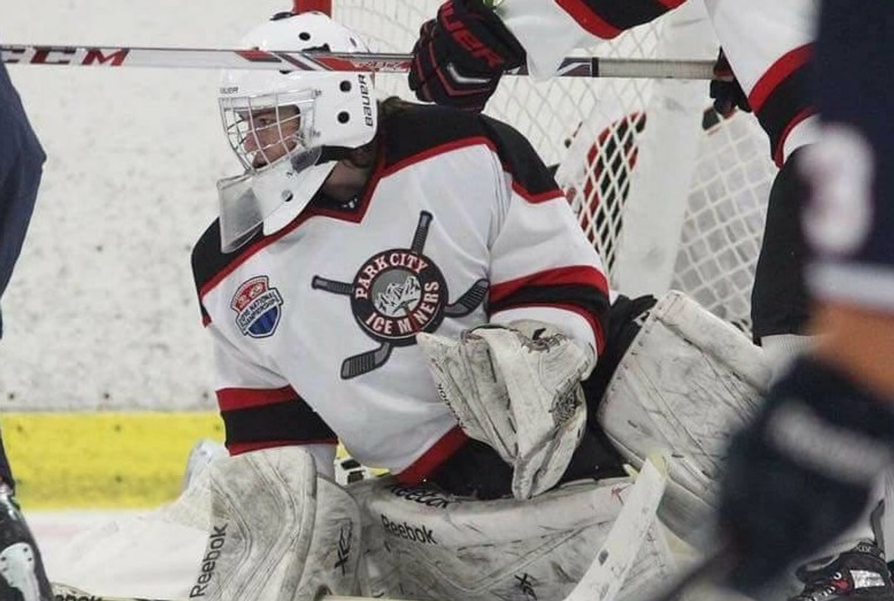 Ice Wolves Sign Utah Goaltender Morrison Who Likes To Be A