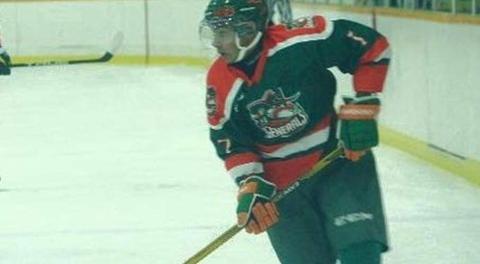 Home Canadian Premier Junior Hockey League