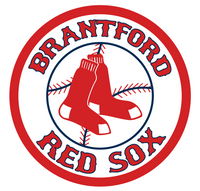 photograph about Printable Red Sox Schedule titled Printable Plan - Brantford Pink Sox