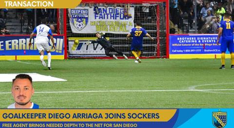 Craig Elsten Named Chief Marketing Officer - San Diego Sockers
