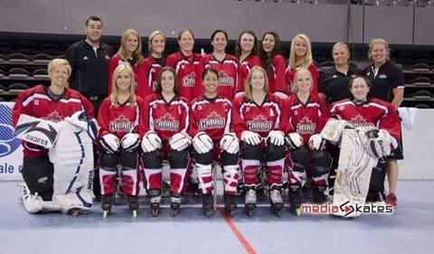 Records - Women's National Teams - Canada Inline