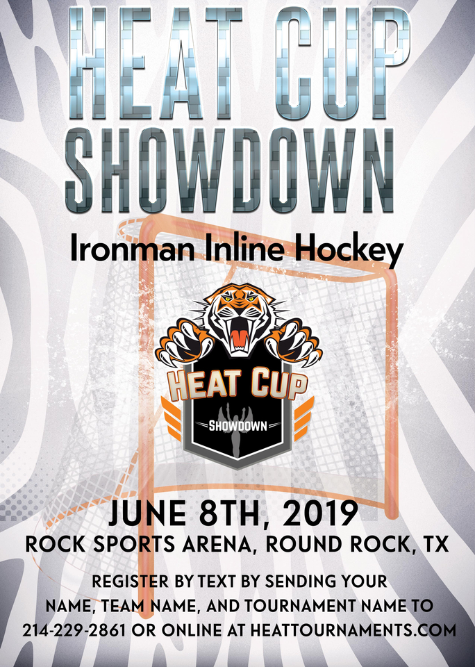 Heat Cup Hockey 2019 Heat Tournaments