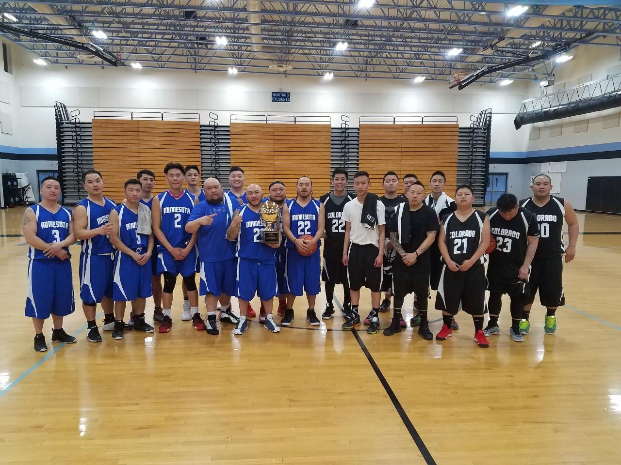 Hmong Basketball League - Hmong Sports Authority