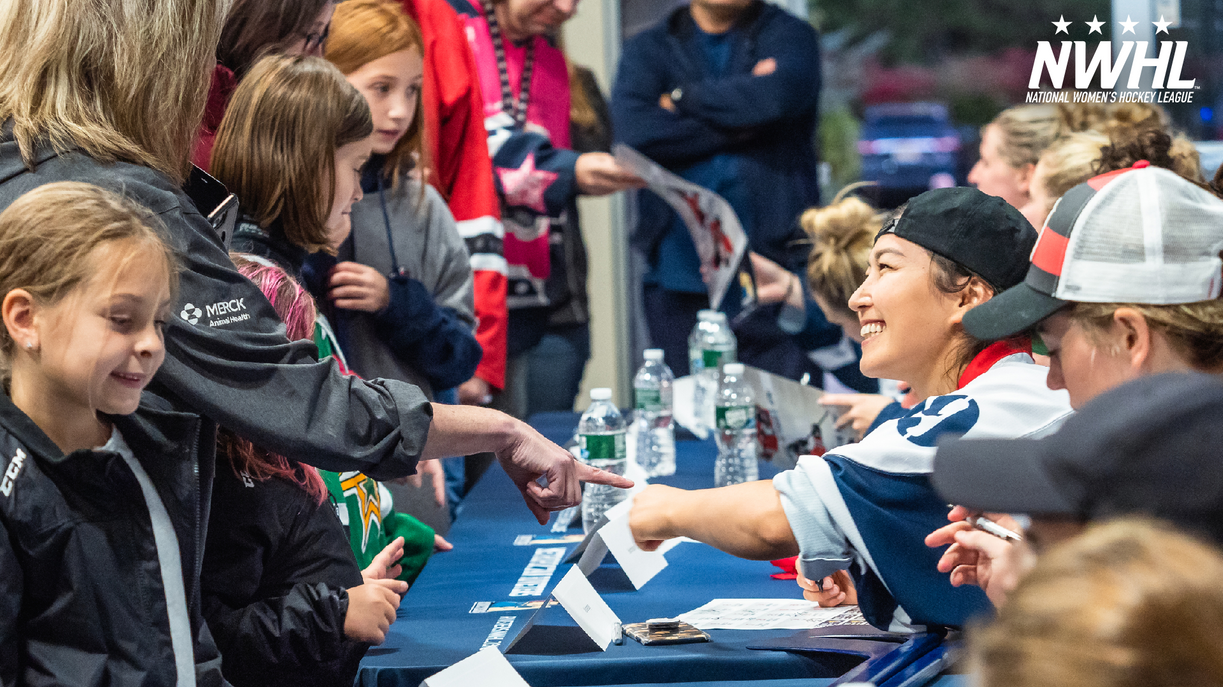 NWHL Ticket Ambassador Program Returns