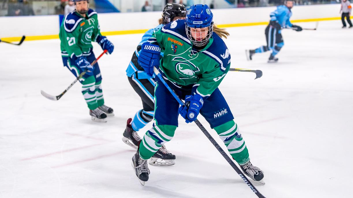 Janine Weber Returns to the CT Whale, Aims to Play for Team Austria at Olympic Qualifiers