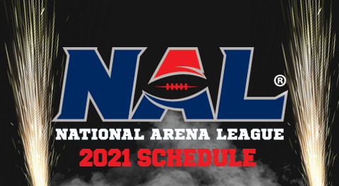 Image result for 2021 nal schedule